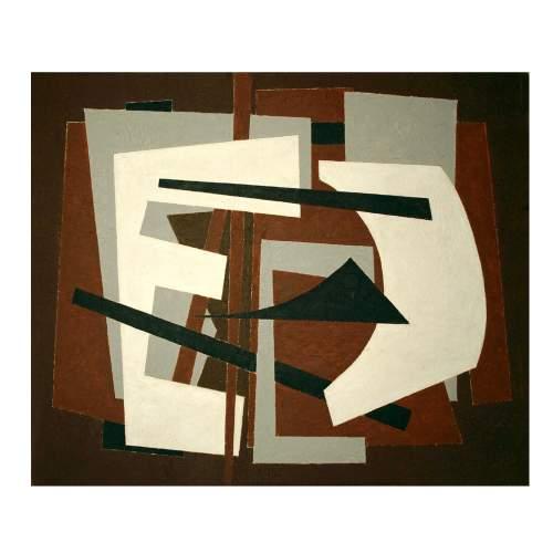 Rinaldi Angelo, AR 6, tecnica mista su tela, cm. 120 x 100,anno 2006