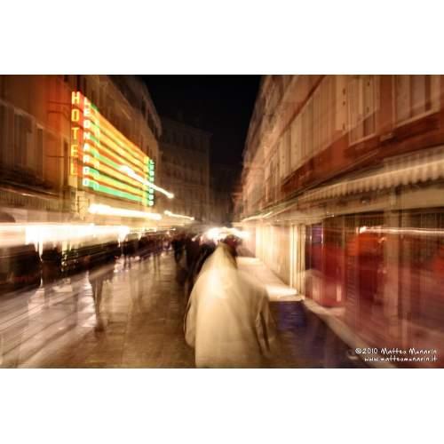 """Munarin Matteo """" Velocità """", foto, cm.50x70"""
