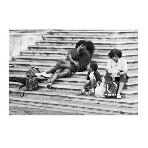 """Mario Dal Molin  """" Bacio rubato"""" , foto, cm.59x75"""