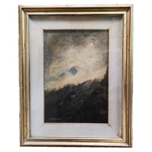 Galeazzo Viganò | Paesaggio | olio su tavoletta | h.cm. 50x35