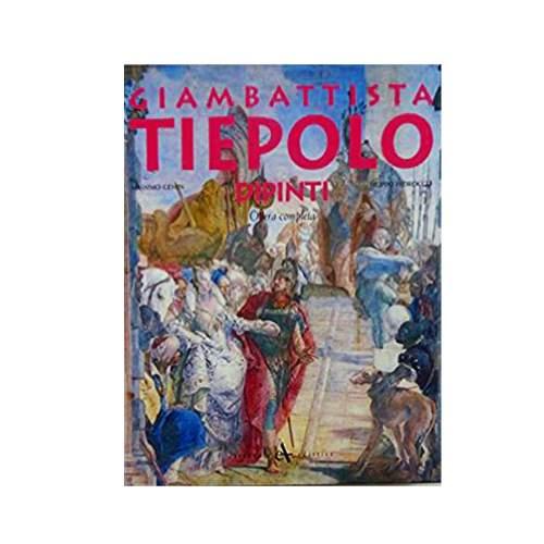 Giambattista Tiepolo : Dipinti